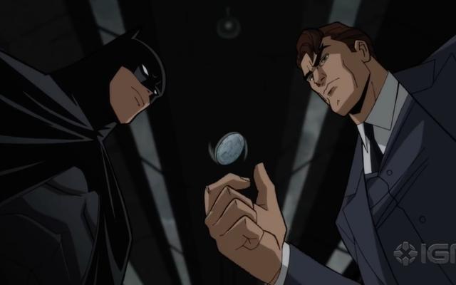最初のバットマン:長いハロウィーンの予告編に何かが欠けています