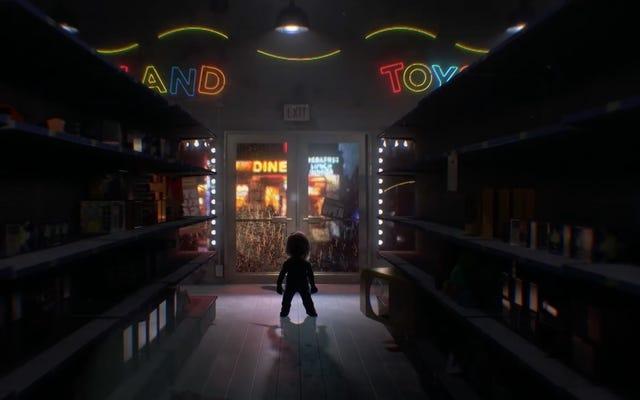 Chucky टीवी शो युवा और पुराने पीड़ितों के लिए अस्तर है