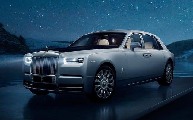 J'ai eu un tour de 20 secondes dans une Rolls-Royce alors voici mon avis