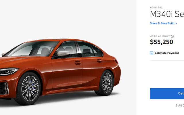 一部の自動車メーカーは、ウェブサイトで価格を適切に開示してほしいとまだ考えていません。