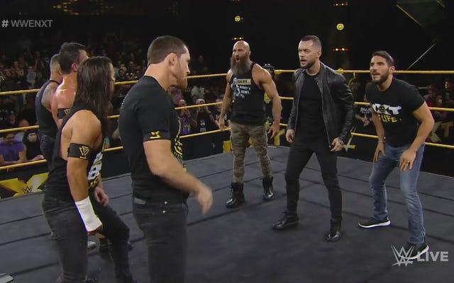WWEはついにAEWの脅威を真剣に受け止めています