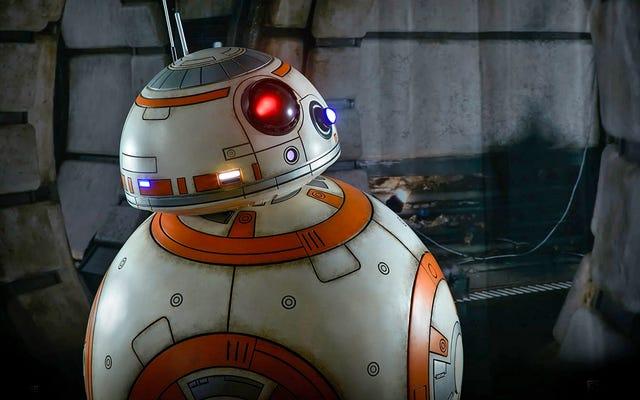 Replika BB-8 Anda Sendiri Dengan Biaya Hampir $ 4.000