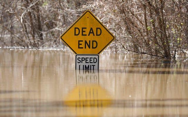 Cuaca Apa yang Ada di Toko untuk Amerika Serikat Musim Semi Yang Akan Datang