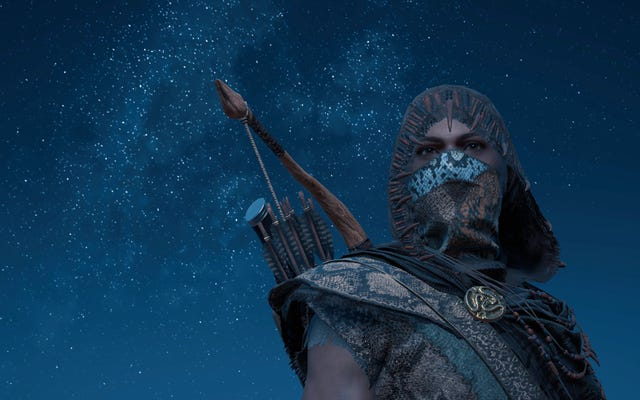Twórcy Assassin's Creed Odyssey mówią, że przełamywanie tradycji z serii stworzonych dla lepszej gry