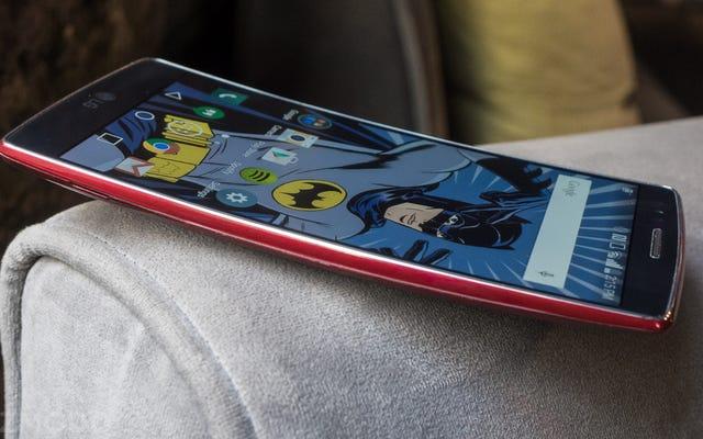LG G Flex 2: el teléfono inteligente curvo que me hizo un creyente