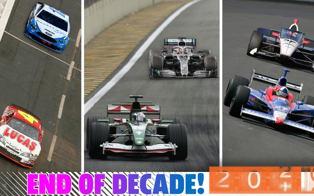 2004年から2019年までのモータースポーツの進化