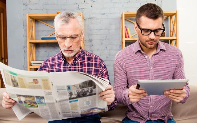 弱気相場で若くて年配の投資家がすべきこと