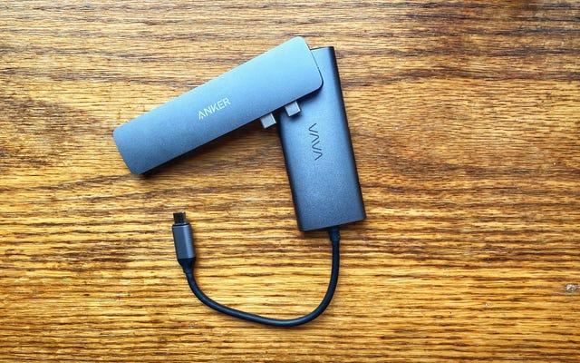 हम लव डोंगल, डोन्ट वी फोल्क्स? सर्वश्रेष्ठ USB- सी हब आपके लैपटॉप को मूल बातें पर वापस लाने के लिए