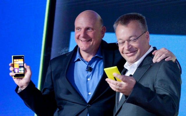 नोकिया की विफलता में Microsoft की लागत कितनी है? कम से कम 8 बिलियन डॉलर