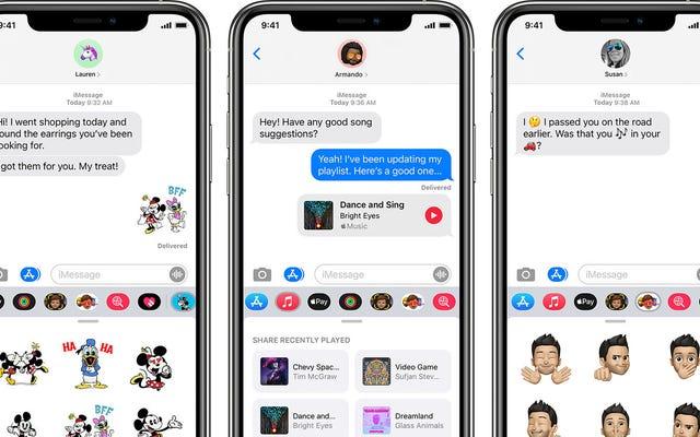 AppleはiOSユーザーをロックインするためにAndroid用のiMessageを作ったことがない、Epic Court Docs Show