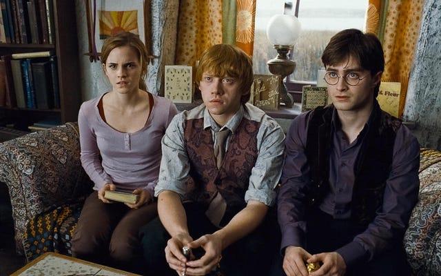 Gli esorcisti hanno convinto una scuola cattolica a lanciare i loro libri di Harry Potter in modo che i bambini non possano evocare i demoni