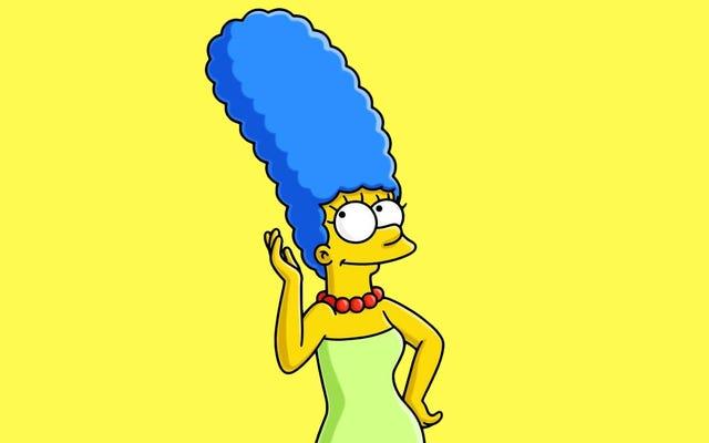 Mengapa Marge Simpson memiliki rambut yang tinggi? Teori yang meyakinkan ini akan mengejutkan Anda
