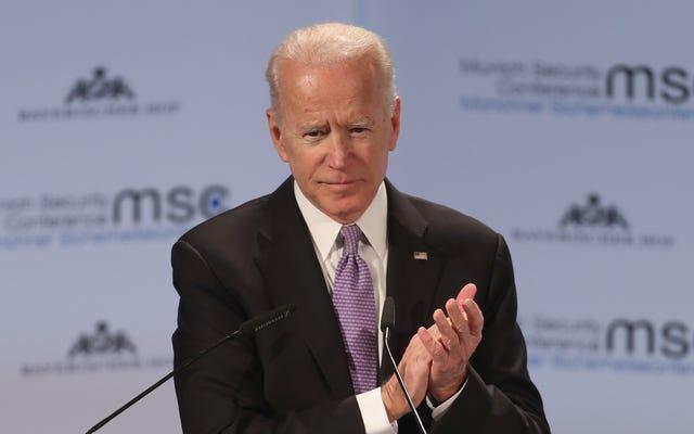 Norma Sosial Baru Saja 'Mulai Berubah' untuk Pria Seperti Joe Biden