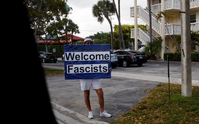 Atlantik: Mari Menjadi Fasis Jadi Kita Tidak Harus Memilih Fasis