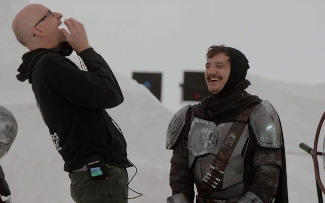 マンダロリアンシーズン2は、ILMがこれまでに作成した中で最も強力な映画製作ツールを使用して作成されました