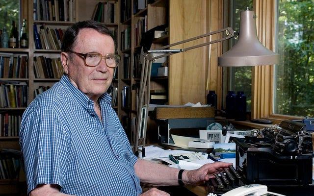 रिचर्ड विल्बर, दो बार के पुलित्जर पुरस्कार विजेता कवि, 96 में मर चुके हैं