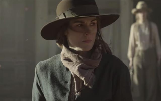 新しいNetflixシリーズの予告編ゴッドレスは女性だけの旧西部の町を紹介します