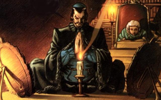 Mengapa Marvel Mengatakan Tidak pada Film Aneh Dokter dari Neil Gaiman dan Guillermo del Toro?