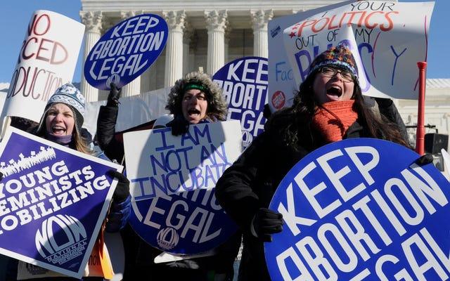 Ohio Baru Saja Mengesahkan RUU Aborsi Lain Yang Lebih Berbahaya daripada 'RUU Heartbeat'