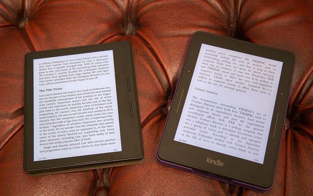 Który Kindle powinieneś kupić?