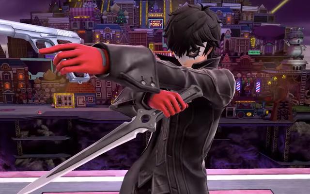 El Joker de Smash Ultimate es un acto de cuerda floja fiel a su forma