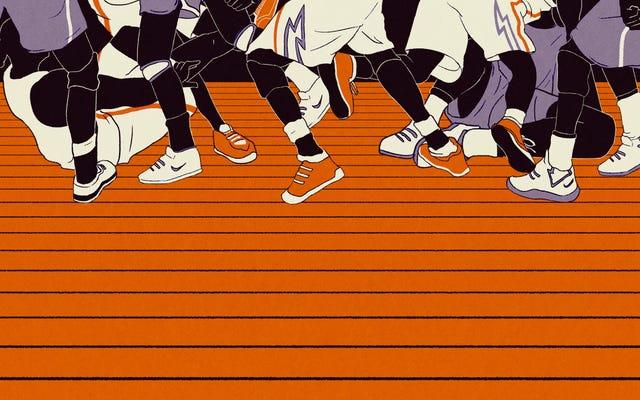 Kisah Dibalik Perkelahian Terbesar Dalam Sejarah WNBA