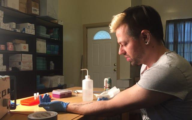Встревоженные недавними событиями, ученые выступают против генной терапии DIY