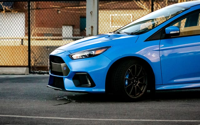 I tuoi sfondi Focus RS incredibilmente fantastici sono qui