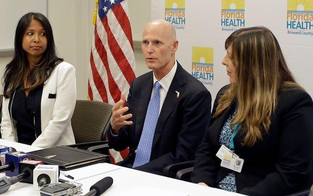 フロリダのジカ熱の発生はますます悪化している