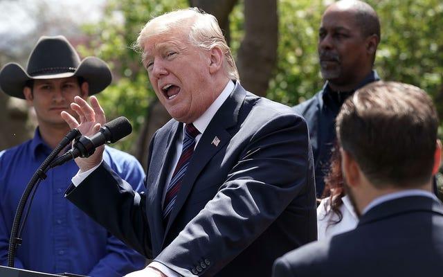 Trumps Anwalt hat möglicherweise eine Goldmine geheimer Aufzeichnungen an das FBI übergeben ... Ups!