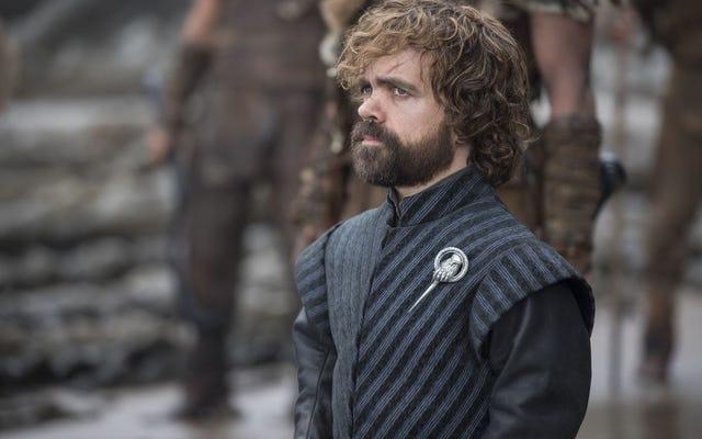 गेम ऑफ थ्रोन्स के इतिहास में सबसे प्रतीक्षित पुनर्मिलन में से एक अभिनेता के अनुसार श्रृंखला से हटा दिया गया था