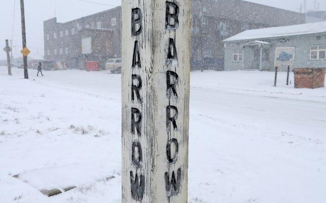 科学者たちはアラスカの気象観測所が壊れたと思ったが、それはただの気候変動だった