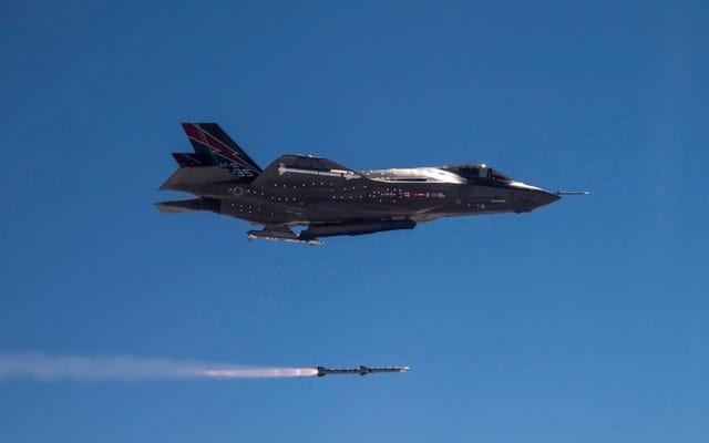 La Turchia è stata appena esclusa dal programma F-35