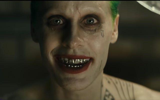 Le Joker de Jared Leto sera-t-il trop brut et subversif pour que la société moderne puisse le gérer?
