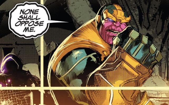 Les nouvelles bandes dessinées Infinity War offrent des indices très intéressants sur ce qui peut se passer dans Avengers 4