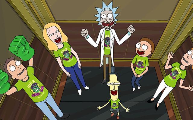 Odnowienie Ricka i Morty'ego trwało wiecznie, więc twórcy mogli zapewnić dziką przyszłość serialu