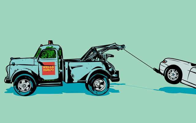 ウェルズ・ファーゴが不必要な自動車保険を利用して顧客から8000万ドルをねじ込んだ方法