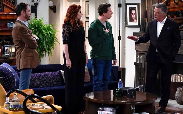 Will & Grace conclut un épisode centré sur Karen dans un joli package de sitcom