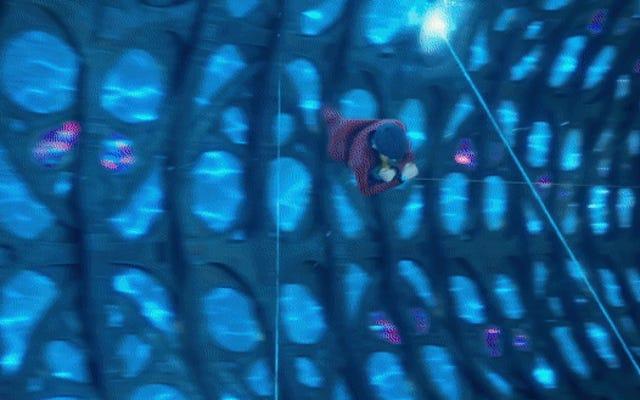 新しいルパン三世CG映画は血まみれの信じられないほどに見えます