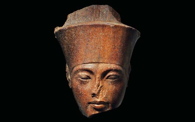 King Tut Sculptureは、所有権の論争にもかかわらず、オークションで600万ドルで販売されています