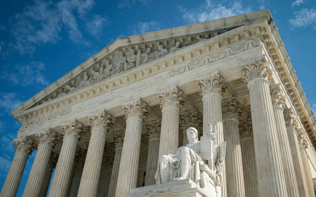 Верховный суд уже рассматривает слушание дела, по которому Роу В. Уэйд может быть нарушен