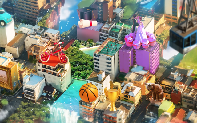 シムズの開発者は、思い出についての新しいゲームに取り組んでいます