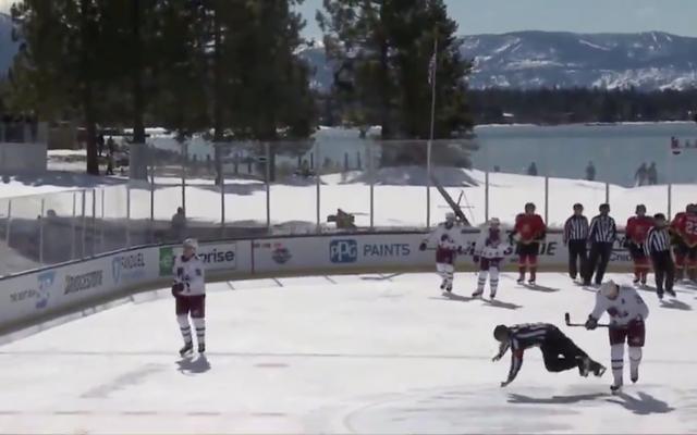 Lake Tahoe Classic dari NHL benar-benar berantakan [DIPERBARUI]