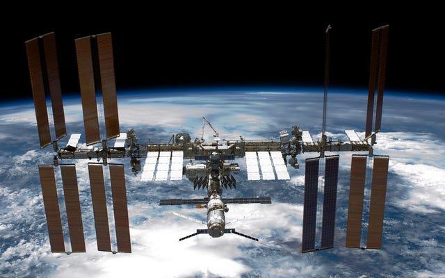Các nhà khoa học NASA tìm thấy siêu vi khuẩn có thể lây nhiễm trên tàu ISS