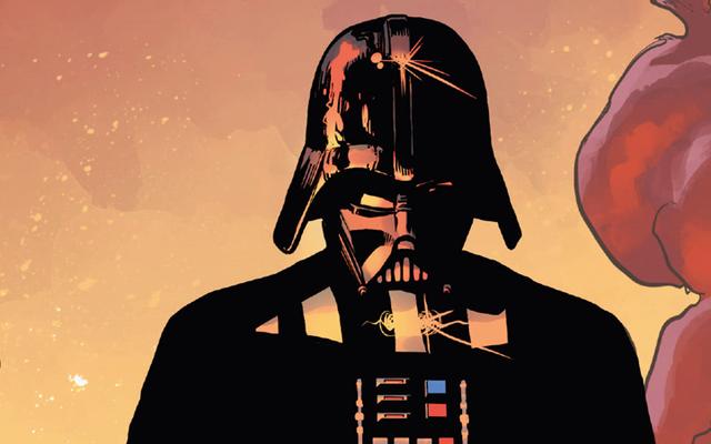ผ่านทาง Ghosts of Revenge of the Sith ดาร์ ธ เวเดอร์พบกับความสงบสุข
