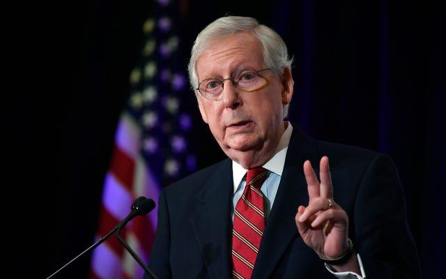 ミッチ・マコーネルにうんざりしていませんか?彼の共和党多数派の未来はジョージア州とノースカロライナ州の上院選挙にある
