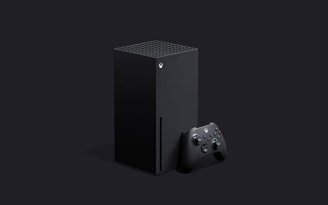 Microsoft tiết lộ thông số kỹ thuật của Xbox Series X và chia sẻ một số chi tiết thú vị