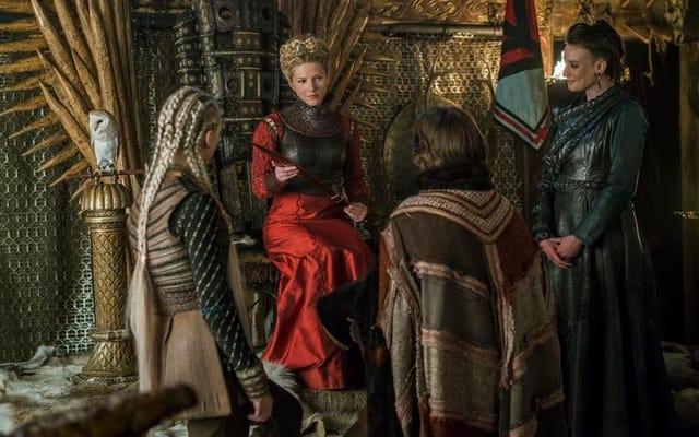 Wikingowie szukają nowego kierunku, gdy synowie Ragnara szukają zemsty