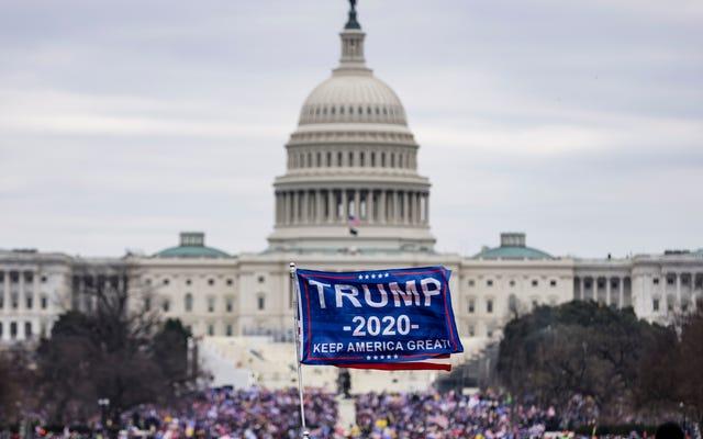 Los partidarios de Trump planean 'protestas armadas' en todo el país la próxima semana