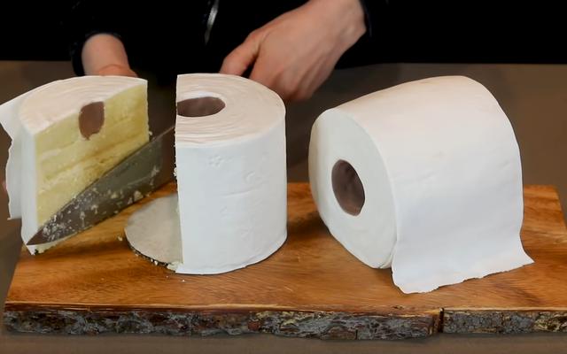 यहां उन केक का चयन है जो वास्तव में, केक की तरह नहीं दिखते हैं